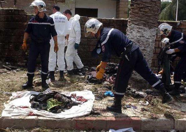 ALGERIA SUICIDE ATTAC Heal