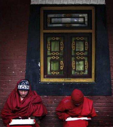 APTOPIX China Tibet 5514972