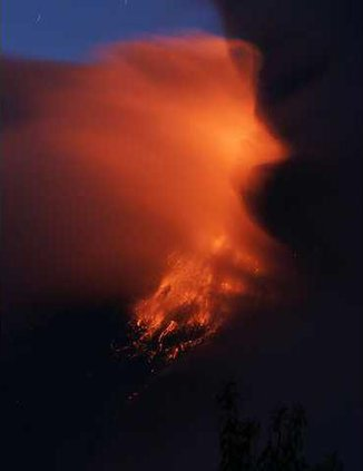 APTOPIX Ecuador Tun 7004483