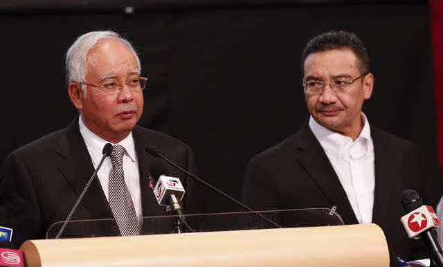APTOPIX Malaysia Plan Werm