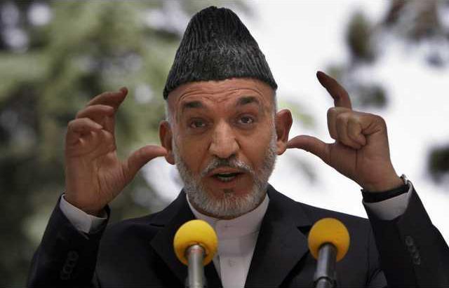 Afghanistan Karzai 5137939