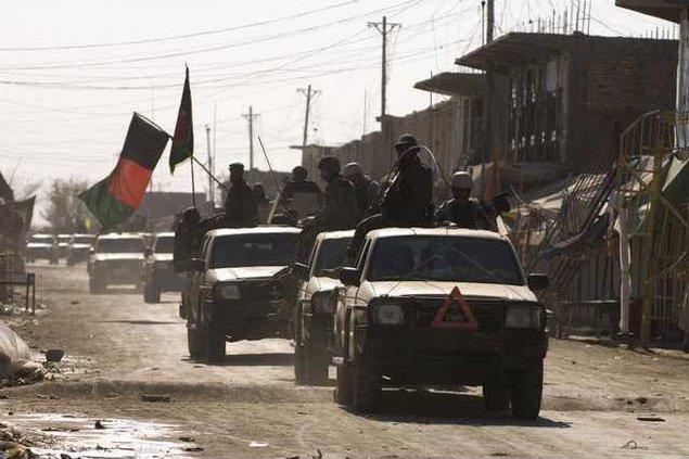 Afghanistan Musa Qa 5589549