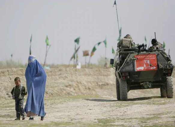 Afghanistan NATO Bu 5326341