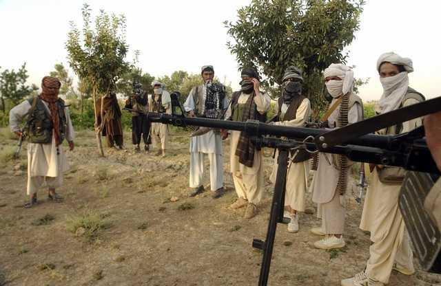 Afghanistan Violenc 5117527