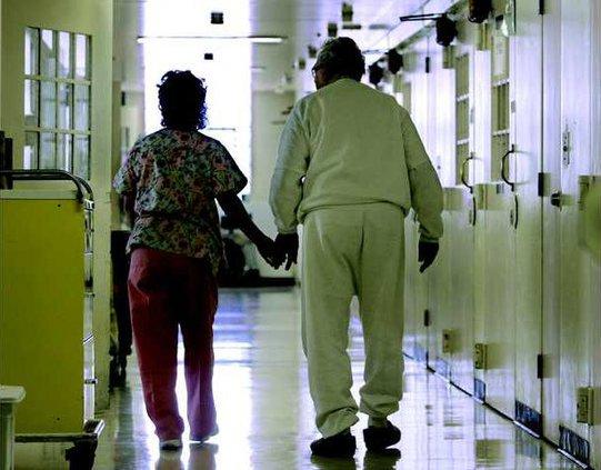Aging Inmates Heal