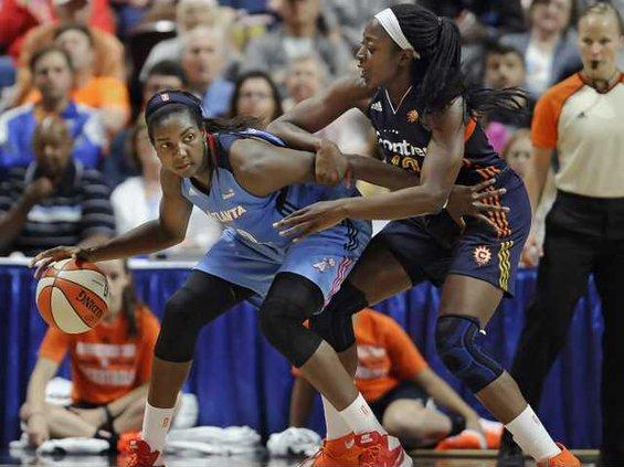 Around the WNBA Baske Heal WEB