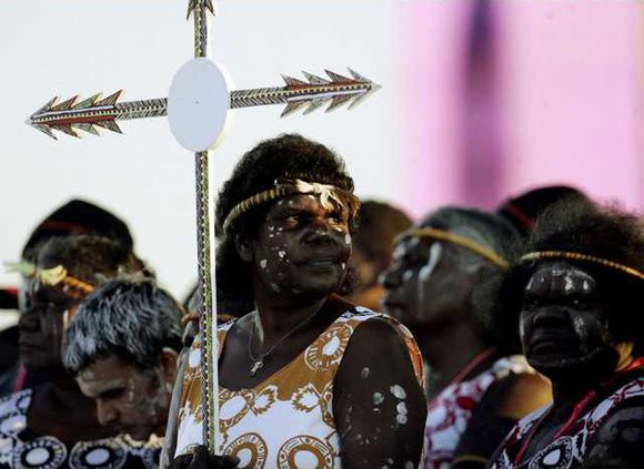 Australia Pope GB10 5020842