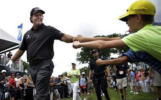 Barclays Golf Heal