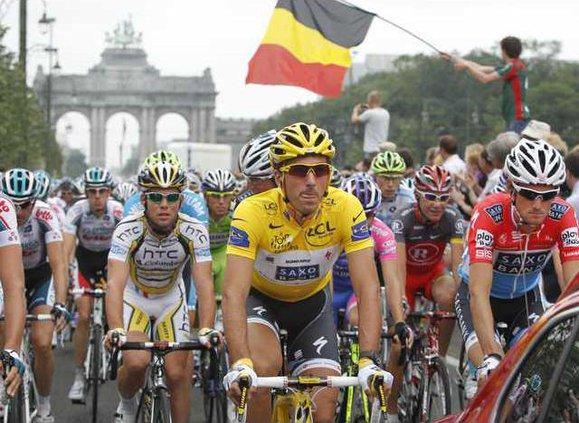 Belgium Cycling Tour  Heal