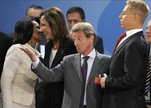 Belgium NATO Georgia Heal