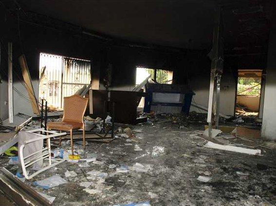 Benghazi Attack Heal