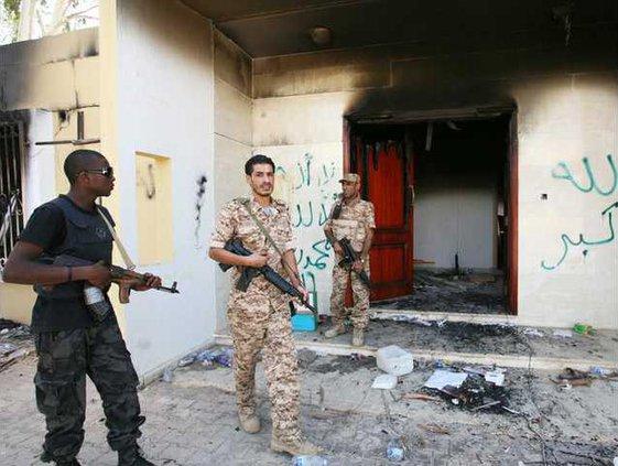 Benghazi Stand Down O Heal