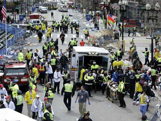 Boston Marathon Bombi Heal