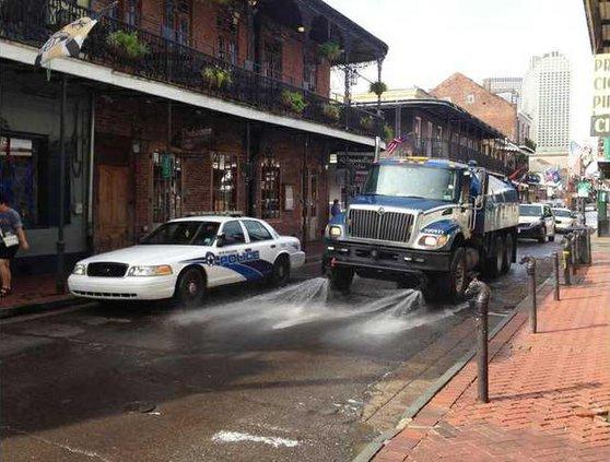 Bourbon Street Shooti Heal