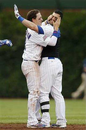Braves Cubs Baseball Heal WEB