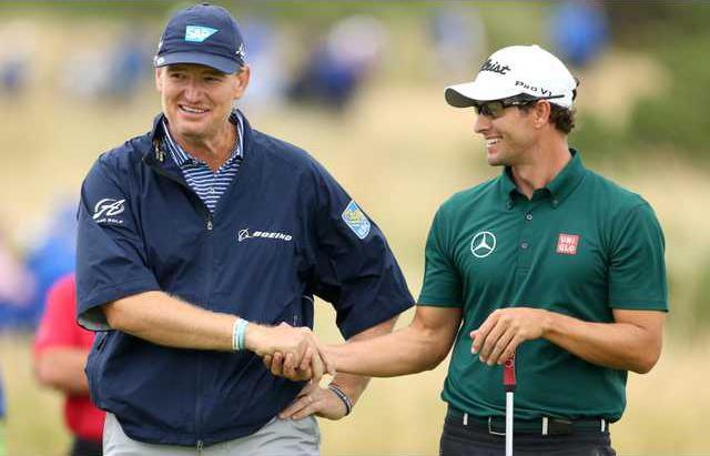 British Open Golf Heal 1