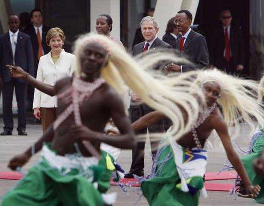 Bush Africa Rwanda 5203874