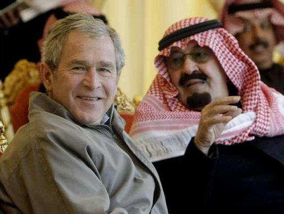 Bush Mideast SAUM11 5196192