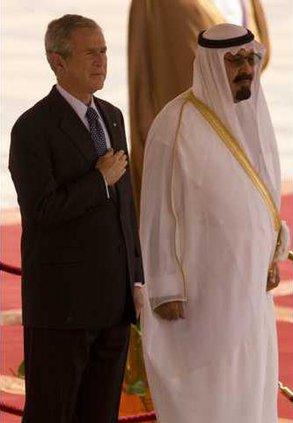 Bush US Mideast SAH 5098567