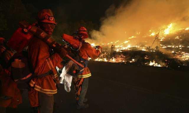 California Wildfire 5473546