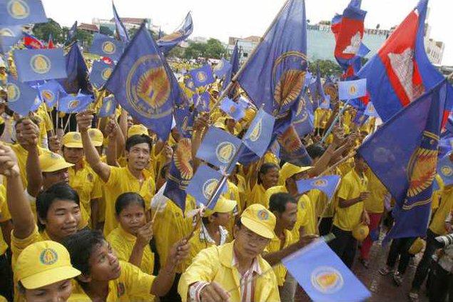 Cambodia Election Heal