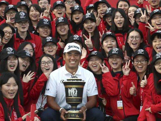 China HSBC Champions  Heal 2 WEB