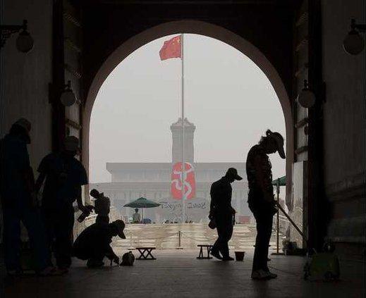 China Olympics Poll 5483622
