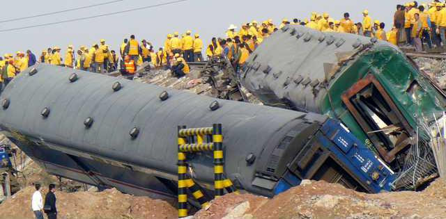 China Train Crash T 5592041