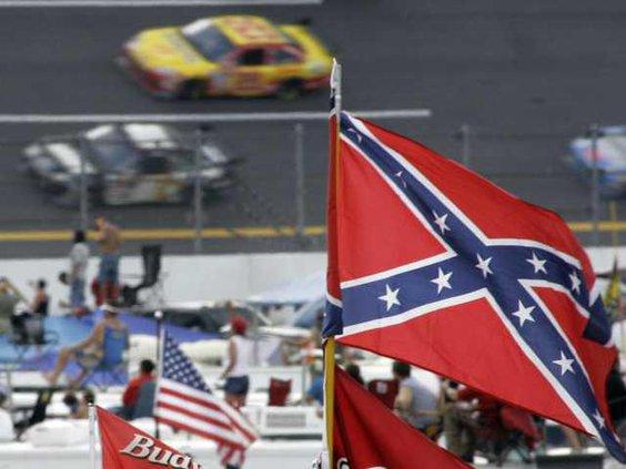 Confederate Flag NASC Heal