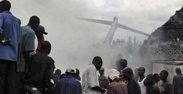 Congo Plane Crash G 5620821