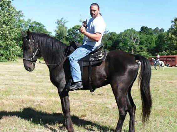 Cowboy Jeremy Young Web