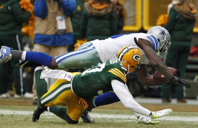 Cowboys Packers Footb Heal