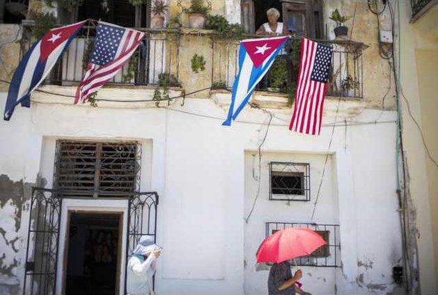 Cuba United States Heal