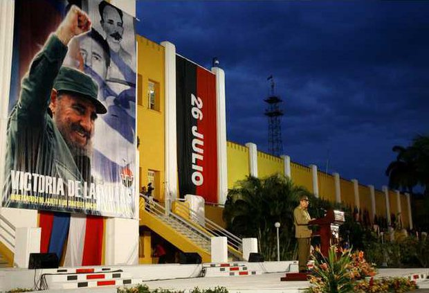 Cuba revolution Day Heal