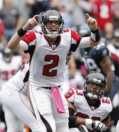Falcons Seahawks Foot Heal