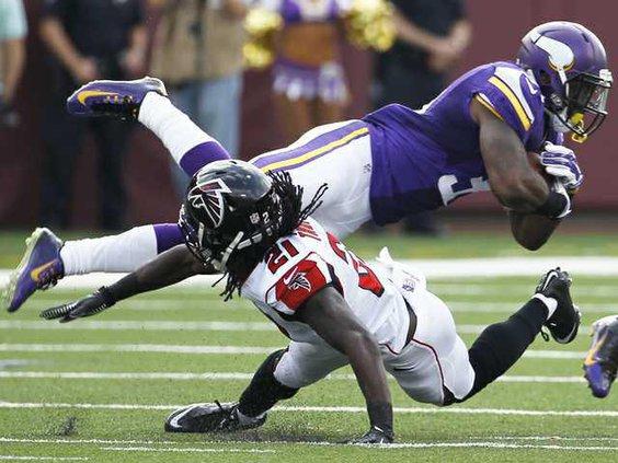 Falcons Vikings Footb Heal