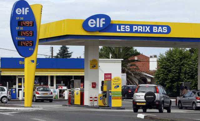France Global Gas P 7158702