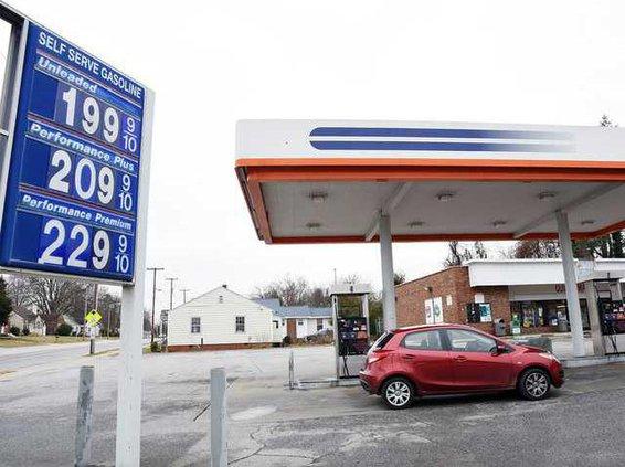Gas Price Drop Heal