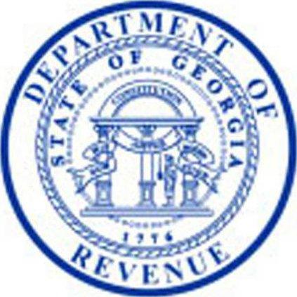Georgia Department of Revenue expanded
