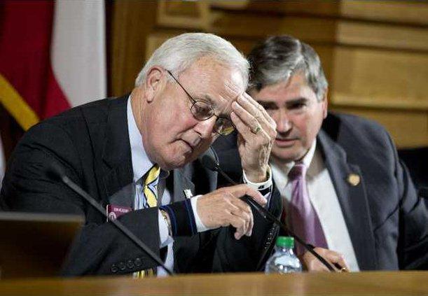 Georgia Legislature G Werm