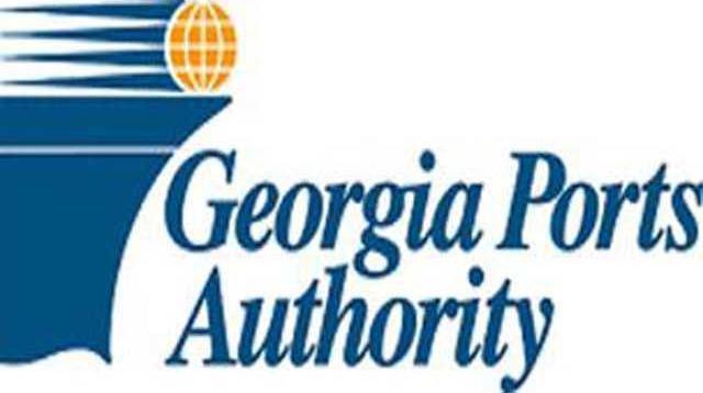 Georgia Ports Authority logo
