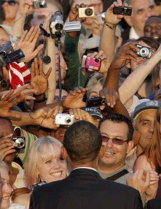 Germany Obama 2008 7557894