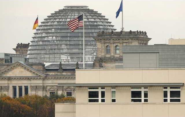 Germany US Spying Werm