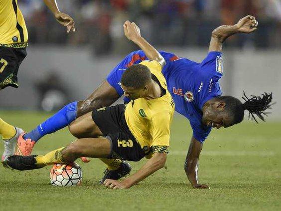 Gold Cup Jamaica Hait Heal