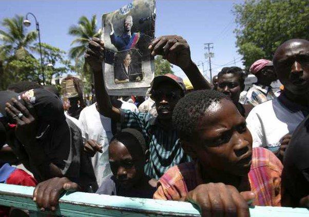Haiti PAP106 6890133