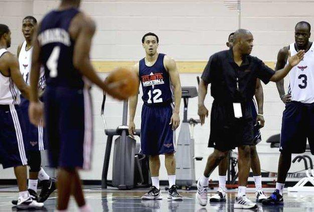 Hawks Basketball Heal