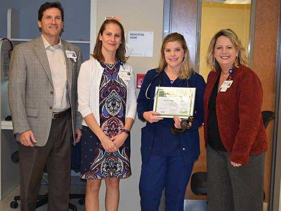 Hospital Award Web