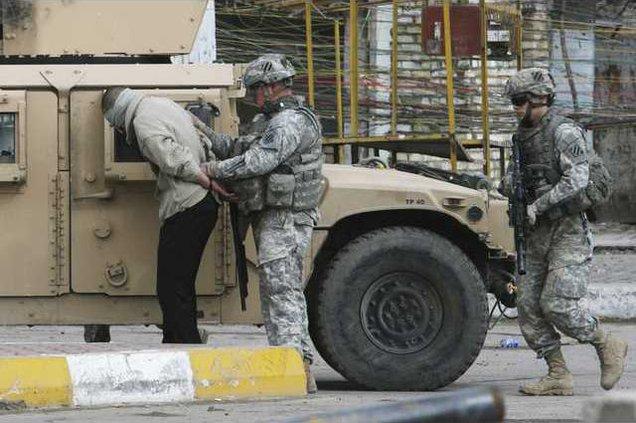 IRAQ SECURITY BAG10 5619125