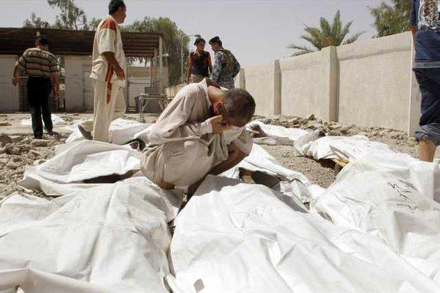 IRAQ SUICIDE ATTACK 5104160