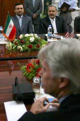 IRAQ US IRAN Heal